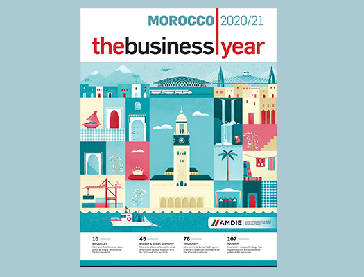 THE BUSINESS YEAR MOROCCO 2020/21
